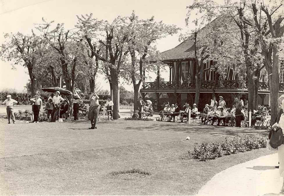 Ancienne photo parcours Vichy