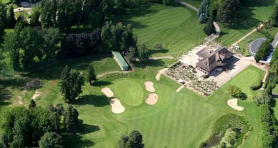 Le parcours du sporting golf Vichy