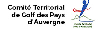 Comité territorial de golf des pays d'Auvergne