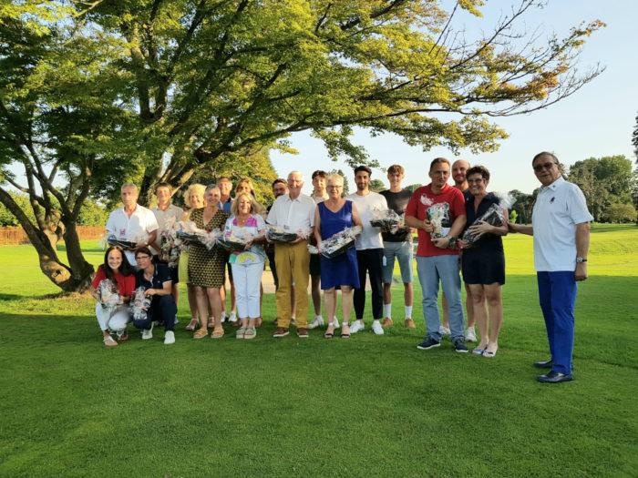 Compétition Ville de Vichy au Sporting Club Golf